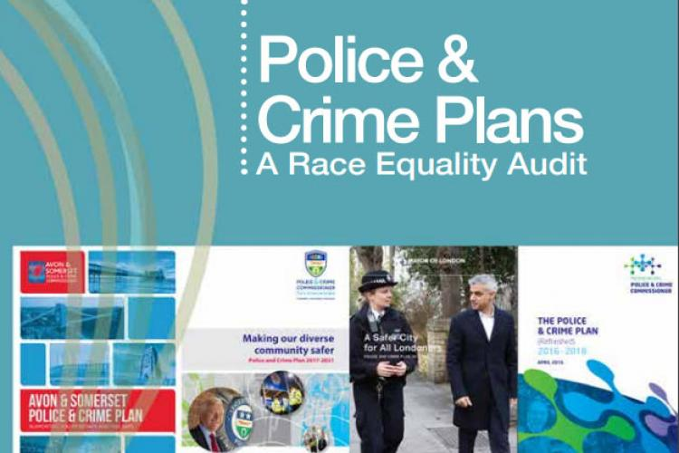 Police and Crime Plans cover
